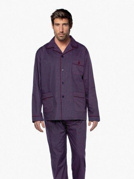 Pijama micro padrão