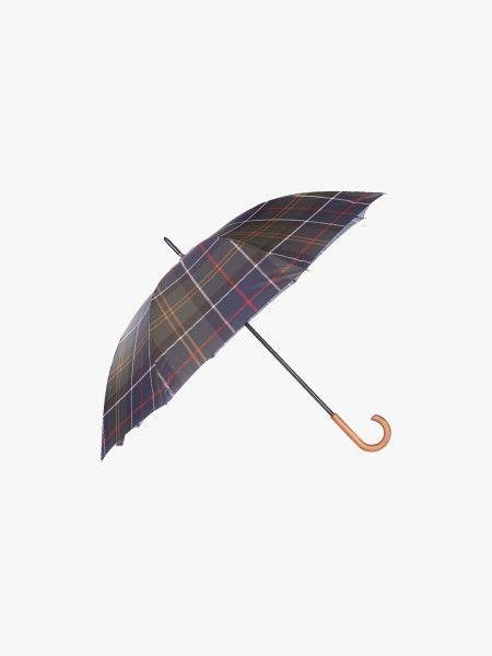 Guarda-chuva xadrez tartan