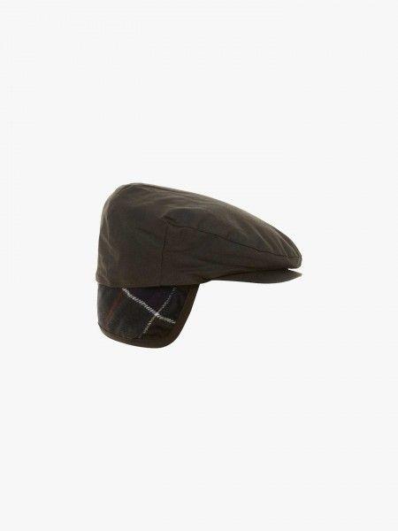 Boina com cobertura de orelhas amovível