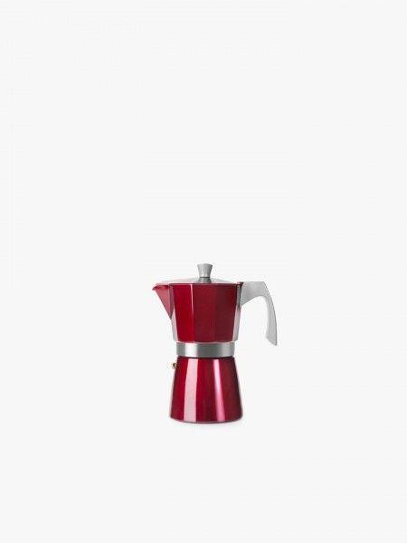 Cafeteira Express Evva Red