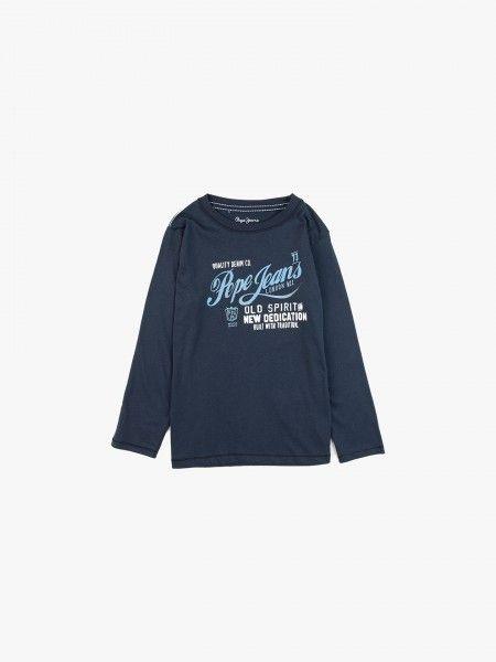 Camisola estampada