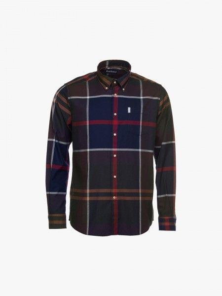 Camisa Tailored Fit ao xadrez
