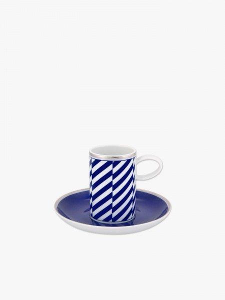 Chávena de café e pires Harvard