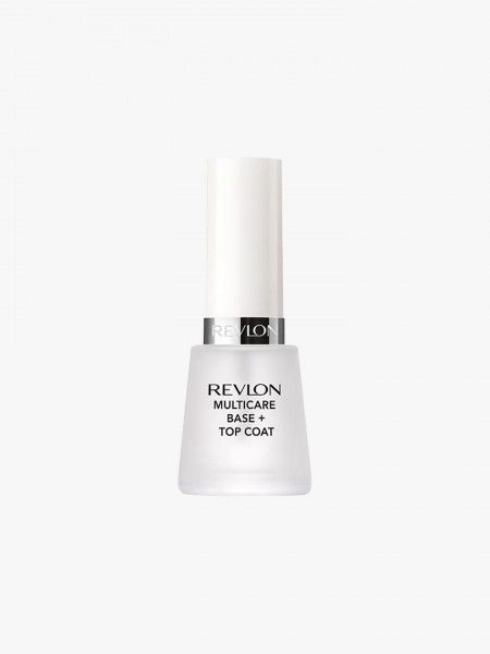 Verniz de Unhas Multicare Base + Top Coat