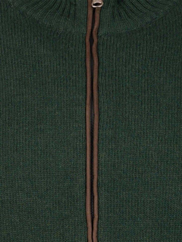 Casaco bicolor