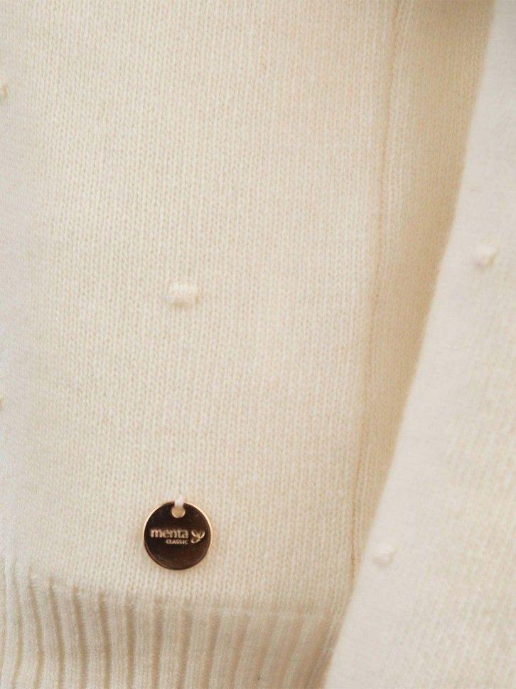 Camisola com textura