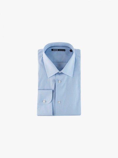 Camisa Vichy Regular Fit