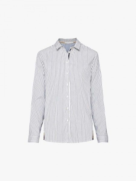 Camisa dois padrões