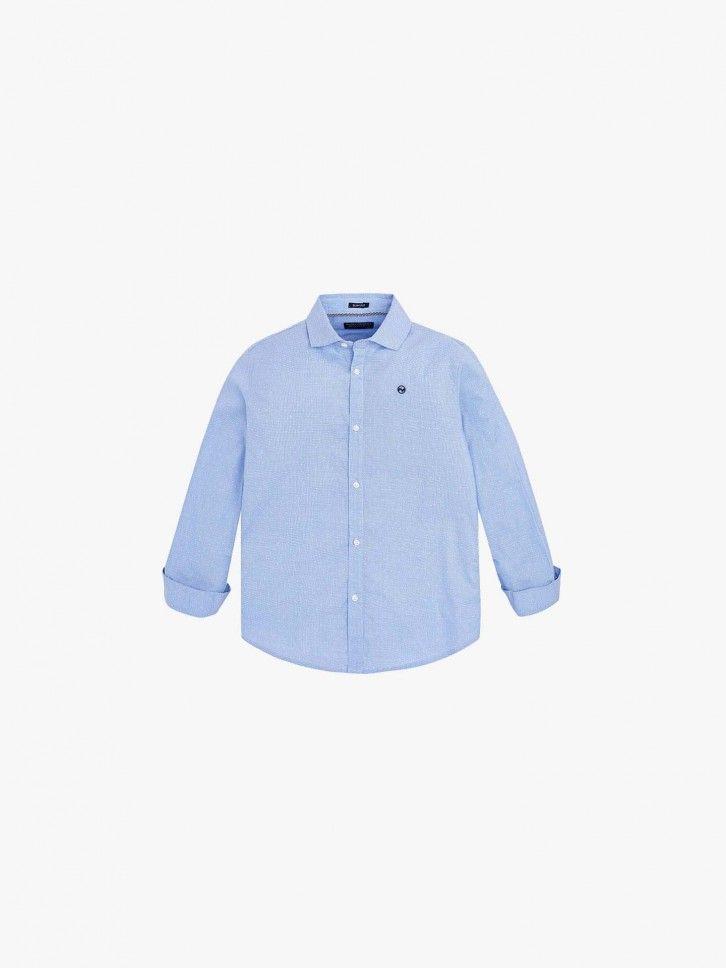 Camisa manga comprida