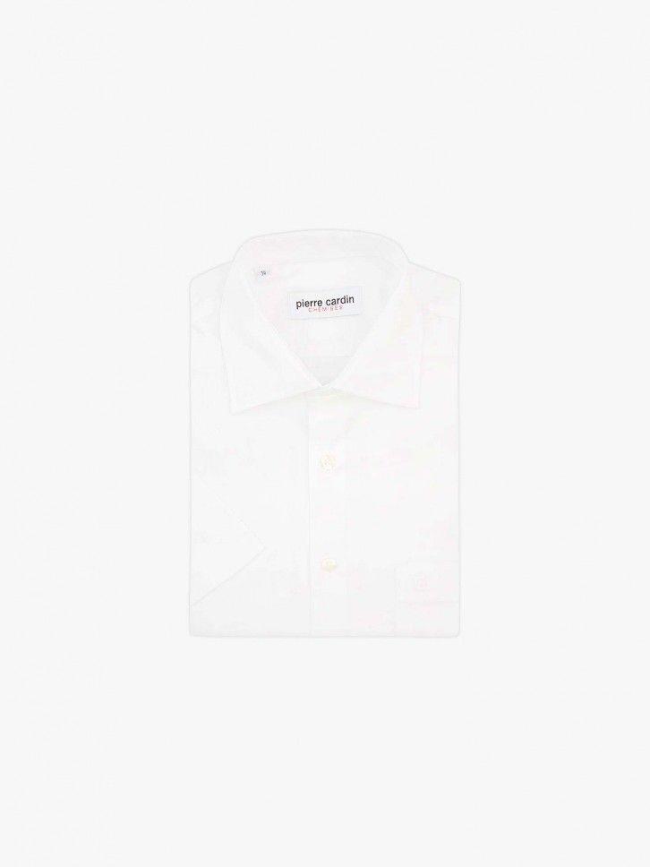 Camisa regular fit meia manga