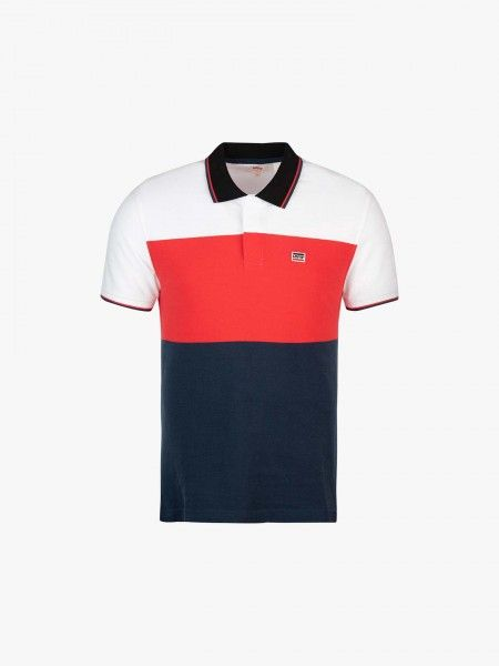 Polo tricolor