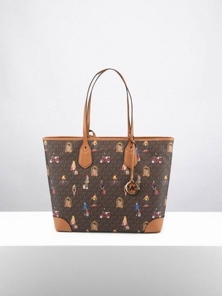 Shopper estampado