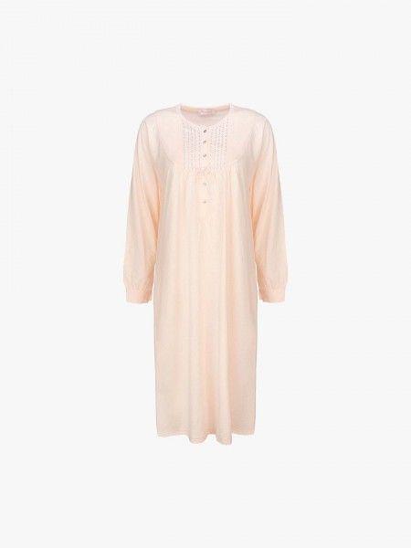 Camisa de noite comprida
