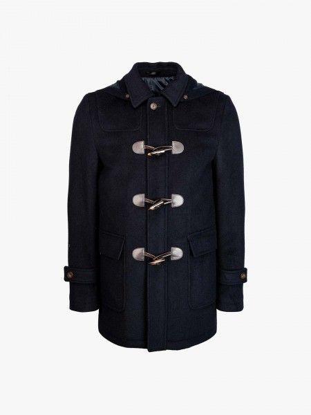 Duffle coat básico