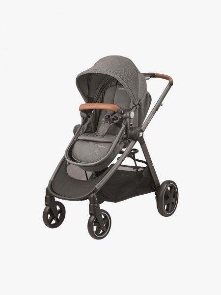 Carrinho de bebé Zeila Sparkling Grey