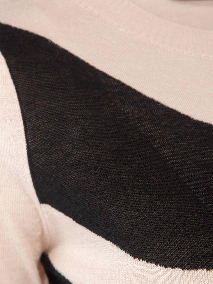Camisola de seda