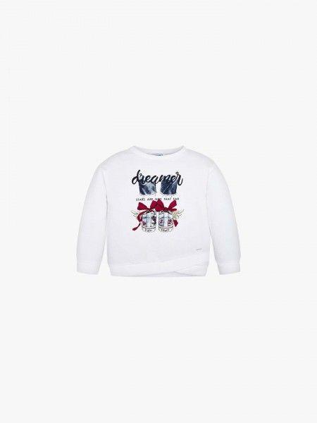 Sweatshirt estampados