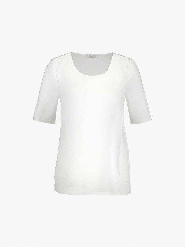 T-shirt mangas 3/4