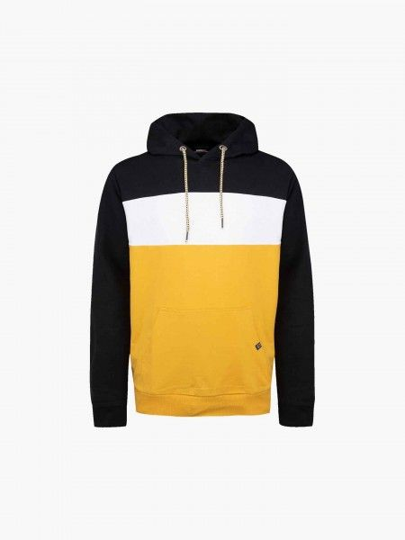 Sweatshirt colorblock