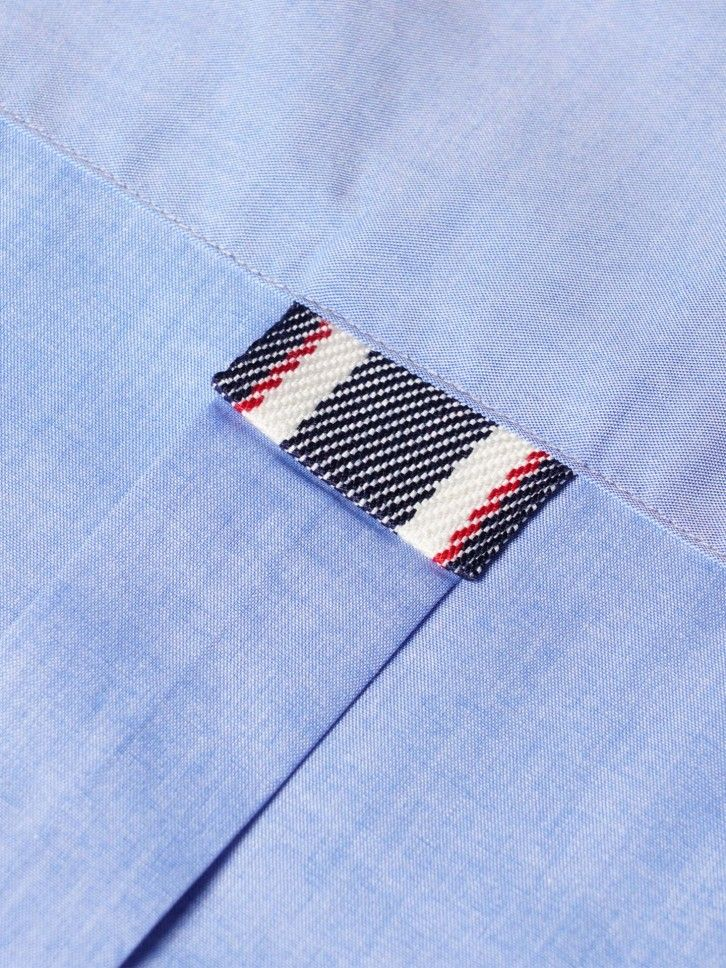 Camisa com bordados