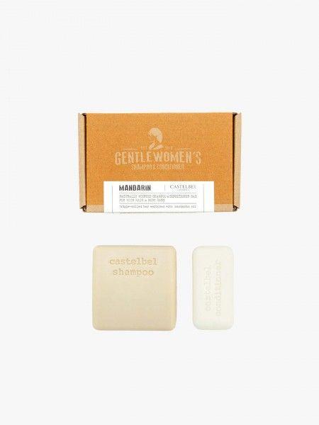 Shampoo sólido Mandarin