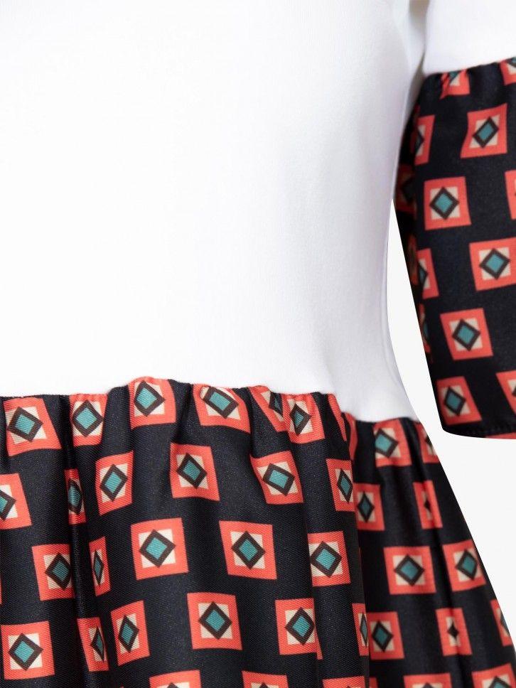 Blusa combinado