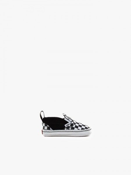 Sapatilhas Checkerboard Slip-On V