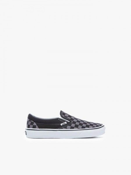 Sapatilhas Checkerboard Slip-On