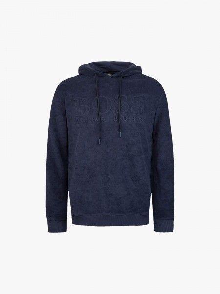 Sweatshirt regular fit com capuz