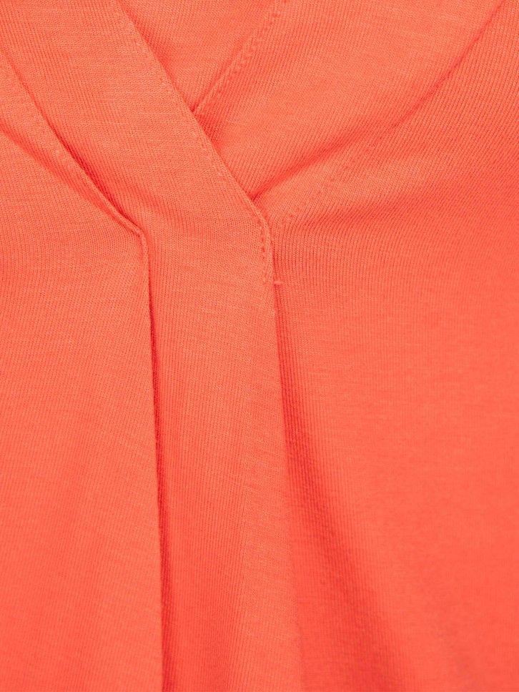 Blusa de decote em V