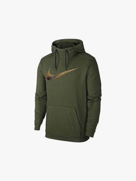 Sweatshirt com capuz Dri-Fit
