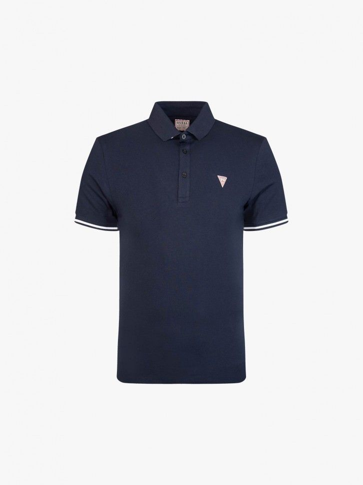 Polo extra slim fit
