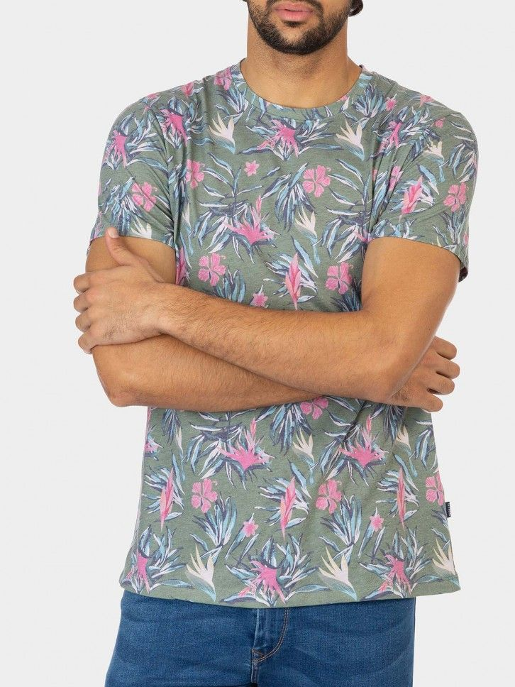 T-shirt estampada