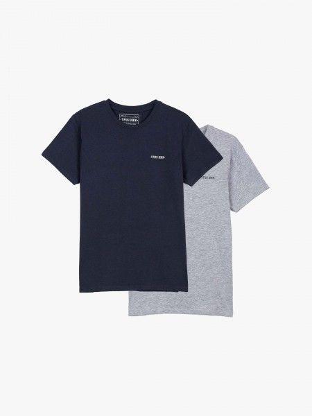 Conjunto 2 T-shirts
