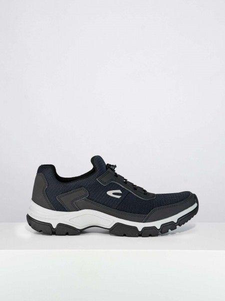 Sapatos desportivos em malha