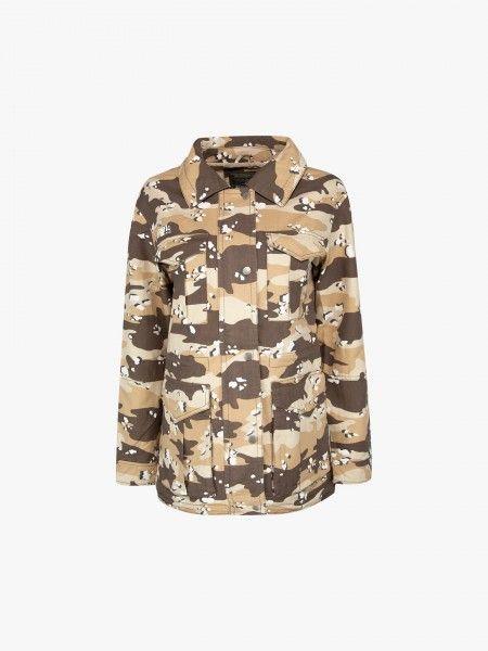 Blusão padrão militar