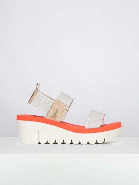 Sandálias de plataforma