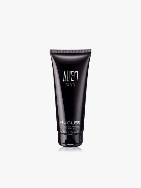Shampoo e gel de banho Allien