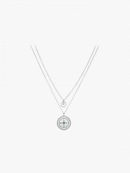Colar Symbolic Mandala