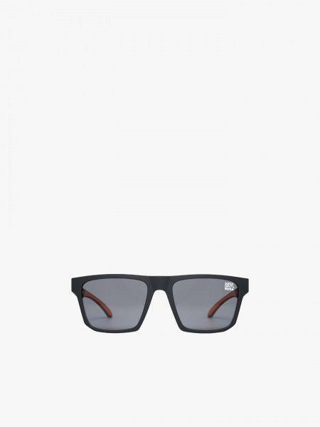 Óculos de sol de lentes quadradas