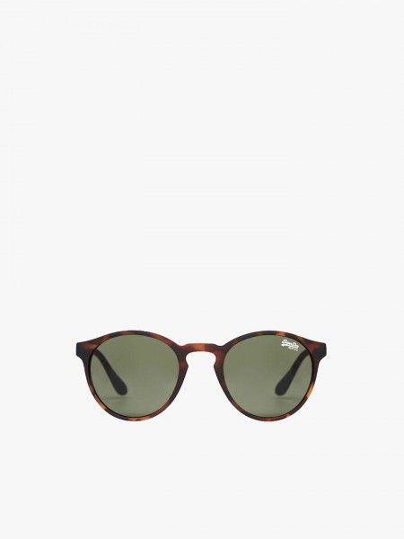Óculos de sol de lentes redondas
