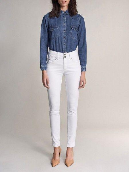 Jeans Skinny Push in