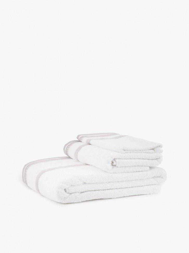 Jogo de Banho 3 Peças em algodão