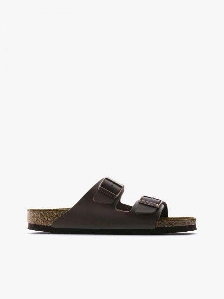 Sandálias duas fivelas
