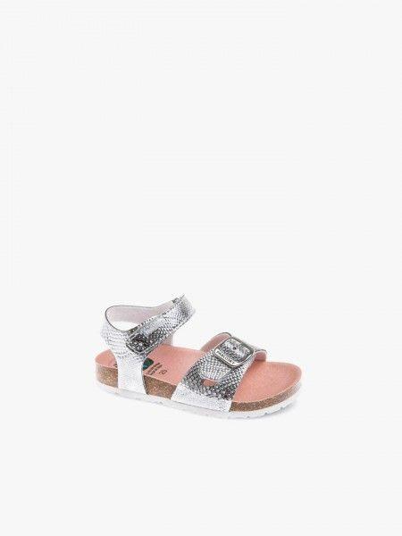 Sandálias com Fivela