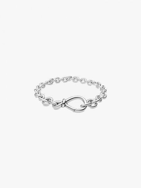 Pulseira Infinity Knot