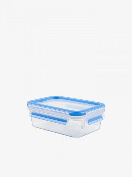 Caixa Hermética de Plástico Clip&Close 0,8L