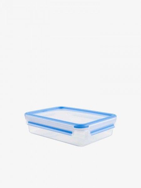 Caixa Hermética de Plástico Clip&Close 1,2L