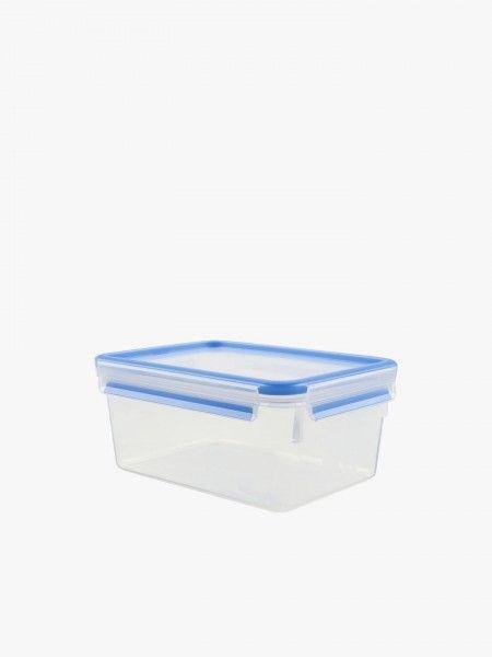 Caixa para conservação de alimentos retangular 3,7L