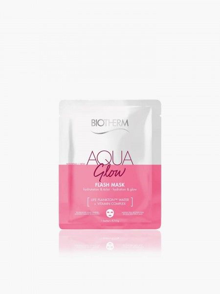 Máscara facial Aqua Super Mask Glow